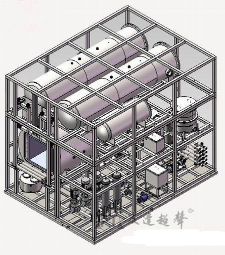 环保碳氢清洗机|真空超声波清洗机品牌