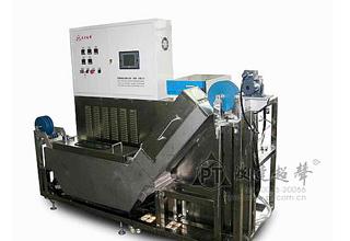 精密金属带材碳氢清洗机